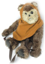 Wicket Ewok Backpack Buddy
