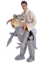 Inflatable Tauntaun Costume
